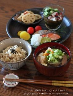 excite エキサイト : ブログ(blog) Japanese Dishes, Japanese Food, Cute Food, Yummy Food, Asian Recipes, Healthy Recipes, Food Menu, Food Design, Food Photo