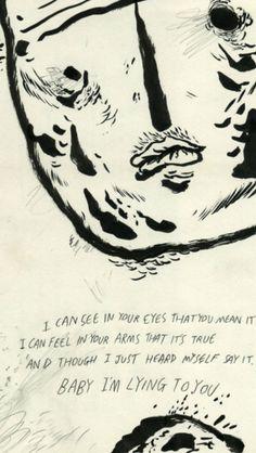Art & Lyrics by Keaton Henson