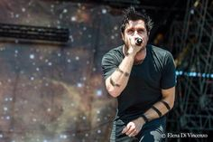 Matt Walst of Three Days Grace 2015 Adam Gontier, Nothing Left To Say, Three Days Grace, Cool Dragons, We Will Rock You, Green Day, Music Bands, Rock Music, Rolling Stones