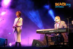 Elton John & PNAU @ Ibiza 123 Festival