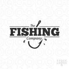 18 Best Fishing Logos Images Fish Logo Fishing Pisces