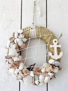 Wreath summer beach!