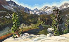 Phyllis Shafer-Beneath One Sky | Stremmel Gallery