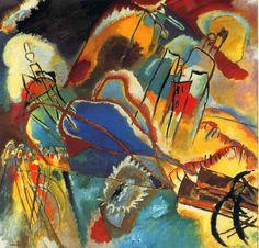 El arte abstracto es una variante filosófica de la pintura.