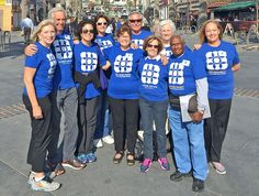 Six years into Blue Zones efforts to improve Beach Cities residents' health and well-being, the Beach Cities Health District is jumping for joy at numbers that reveal quantifiable, positive change. Jumping For Joy, Graphic Sweatshirt, California, City, Sweatshirts, Beach, How To Make, Blue, The Beach