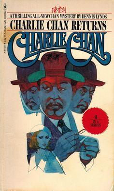 Charlie Chan, Bantam Books, 1974