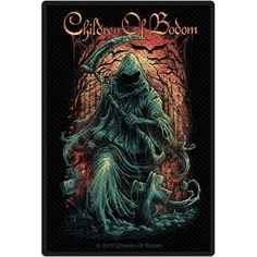 Reaper patch by Children Of Bodom