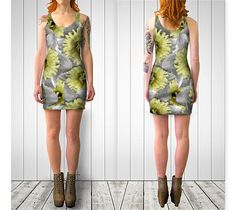 "Bodycon+dress+""Daffodil+Fitted+Dress""+by+Julia+Donaldson"