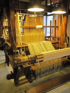Damastweverij - Textielmuseum 27 11 13