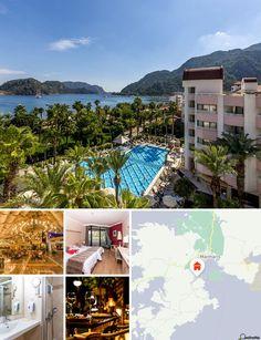 Hotel Aqua (Içmeler, Turquie)