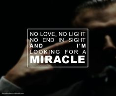 Miracle  From second album Exile