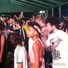 Willow Smith. Coachella 2014