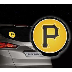 New! Pittsburgh Pirates Power Decal #PittsburghPirates