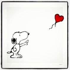 Of everything Snoopy- This has always been one of my favorite images. Enjoy the things you love for the time you have, but it's ok to let go.