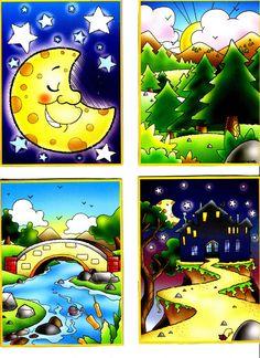 cartas para inventar cuentos - Glòria P - Álbumes web de Picasa Sistema Solar, Colouring Pages, Preschool Activities, Storytelling, Homeschool, Archive, My Teacher, Snoopy, Clip Art