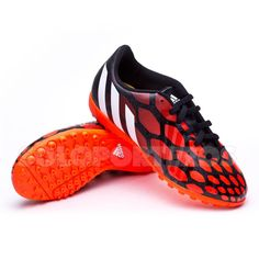 adidas - Predito Instinct TF Jr Indoor Soccer Shoe from Aries Apparel $40.00