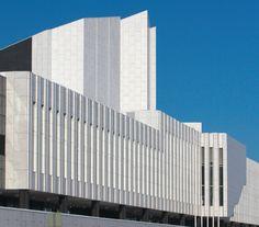 Алвар Аалто, Концертный зал «Финляндия» в Хельсинки