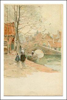Delft - Henri Cassiers