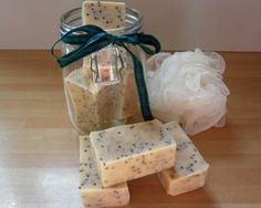 Something I'd like to try! Home made soap!