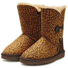 Cheetah UGGS!