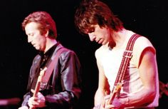 When Jeff Beck arrived with the Yardbirds nearly 50 years ago, the departing Eric Clapton's legend loomed large. He then set about dismantling it.
