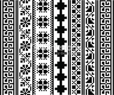 Illustration of Ancient pattern. Vector illustration vector art, clipart and stock vectors. Vector File, Vector Art, Zentangle, Inca Art, African Paintings, Mexican Skulls, Pattern Design, Clip Art, Stock Photos