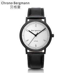 ceae313947 ... Watches Casual White Dial Quartz Genuine Leather Reloj De Marca Gift-in  Lover s Watches from Watches on Aliexpress.com