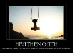 Heathen Woman: Keeping Our Words Sacred