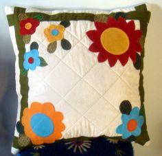 capas de almofadas patchwork - Pesquisa Google