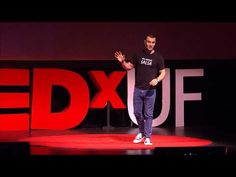 How I proposed to my gf at TEDxUF | Latin Dance Community
