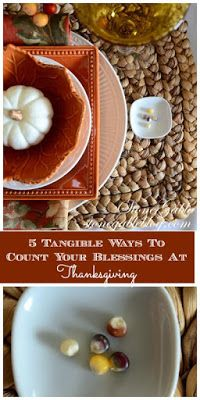 Thanksgiving Traditions: 5 Tangible Ways to Count Your Blessings