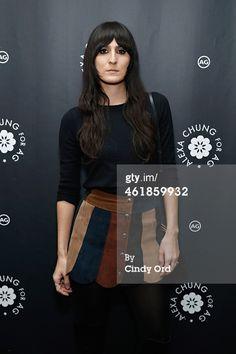 News Photo : Makeup artist Kristin Gallegos attends the Alexa...