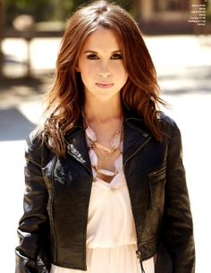 Lacey Chabert - Bridget Marie Magazine May 2014