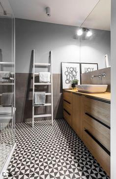 Łazienka styl Industrialny - zdjęcie od SAS Wnętrza i Kuchnie - Łazienka - Styl Industrialny - SAS Wnętrza i Kuchnie
