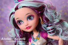 Ever After High: Maddie Hatter by Azyntil, via Flickr