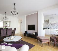 Salon styl Klasyczny - zdjęcie od Soma Architekci