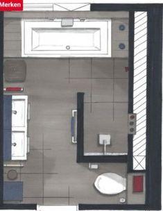 Barn Bathroom, Bathroom Plans, Bathroom Layout, Bathroom Interior Design, Bathroom Ideas, Modern Bathtub, Modern Bathroom, Small Bathroom, Dream Home Design