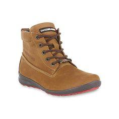 SWISSBRAND Women's Anne Brown Hiking Boot Shoe Boots, Shoes, Hiking Boots, Brown, Fashion, Boots, Zapatos, Women, Walking Boots