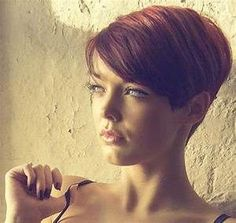 Short Pixie Haircuts for 2012 – 2013 - Short Hairstyles Trendy Pixie Haircuts 2015, Popular Short Hairstyles, Cute Hairstyles For Short Hair, Short Hair Cuts, Short Hair Styles, Wedge Hairstyles, Hairstyles Haircuts, Hairstyles Pictures, Brünetter Pixie