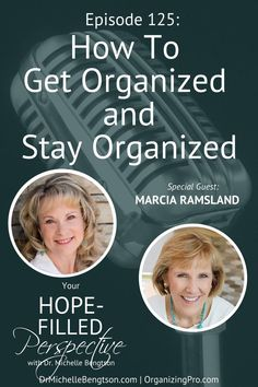 Anyone can become more organized, even you! Marcia Ramsland, The Leading Online Organizing Coach and a Business Productivity Expert, shares how to get organized and stay organized in this podcast episode. Start in three areas to make the most impact. If you're looking around at the piles of laundry and dishes in frustration and realize it's time to make a change, you won't want to miss this podcast! Proverbs 13 4, Proverbs 31 Woman, Hope In God, Faith In God, Linkedin Website, Real Simple Magazine, Anxiety Causes, Understanding Anxiety, Order Book