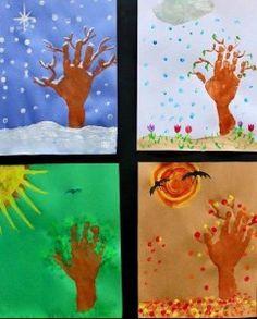 seasons preschool activities and crafts (5)
