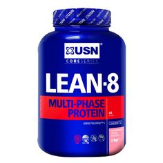 USN Lean 8 Multi-Phase Protein | USN (Ultimate Sports Nutrition) - Official Trade Sports Nutrition Distributor | Tropicana Wholesale