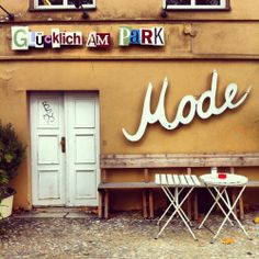 There are so many great cafes in Berlin, come visit for a workshop :)
