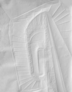 Detailed folding to make shapes