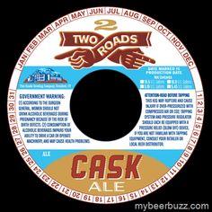 Two Roads - Cask Ale