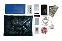 What's in your bag, Oscar PR Girl?
