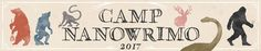 Get your plot bunny on!  July's Camp NaNo begins July 1st!