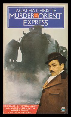 Murder on the Orient Express by Agatha Christie. Fontana, 1978.