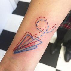 3 boyutlu dövme desenleri