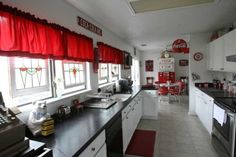 Christina Lopez's Coca-Cola inspired kitchen - recipes include wedding cookies, easy chocolate fudge, and quiche
